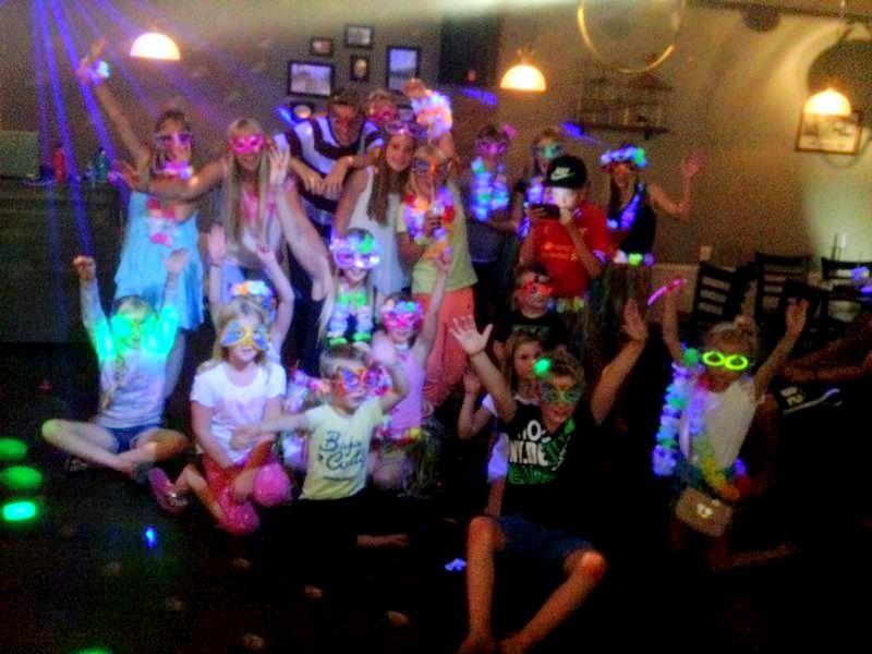 Kinderfeestje | partijtje | klassenfeest |