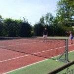 Tennissen in Warmond | Tennisbaan | Goedkoop